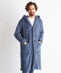 FUR ROOM ROBE